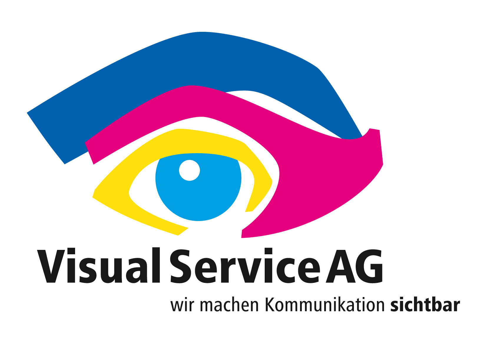 Logo Visual Service AG